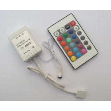 24-Key controlador de infrarrojos con CE (GN-CTL001-24K)