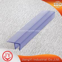 Shower glass door waterproof seal strip