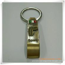 Zink-Legierung Schlüsselbund für Promotion (PG03108)