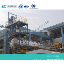 Fabricant chinois machine de séchage à sucre à vide industriel pour usine