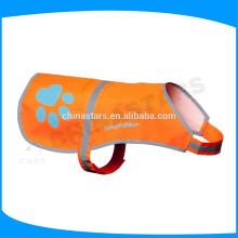 EN471 gilet de sécurité pour chien réfléchissant à haute visibilité