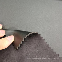 Cuero Jona engrosado cuero PVC con respaldo de gamuza