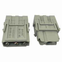 Energia industrial modular conecta conectores de serviço pesado