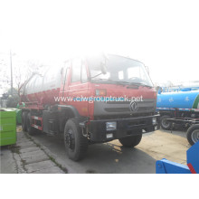 Dongfeng 6x4 suction vacuum truck for sale