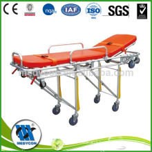Aluminum Alloy Automatic Loading Hospital Stretcher for Ambulance