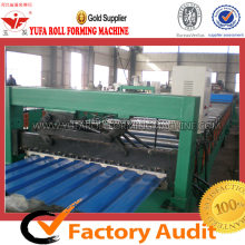 High-end Machine Produce Roof Panel high quality roll forming machine