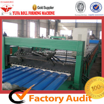 Wall Cladding Sheet Siding Panel Forming Machine