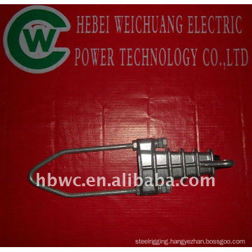 electric station fitting,aluminum Strain clamp