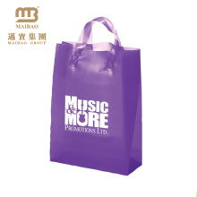 Custom Logo Printing Biodegradable Plastic Malaysia Packing Bags For Clothes / Jeans