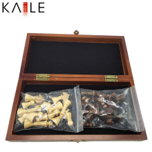 Cheap Wooden International Chess Set Board