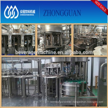15000BPH(500mL) Hot juice washing-filling-capping 3-in-1 machine