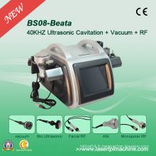 Machine d'amaigrissement professionnelle à ultrasons pour soins mécaniques BS08