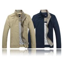 2015 el resorte más nuevo o las chaquetas clásicas ocasionales de la ciudad de los hombres del otoño