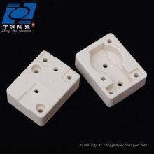 Stéatite thermostat pièces en céramique