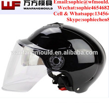 FRP fiber glass motorcycle helmet mold in Taizhou making 2017 new products motorcycle helmet mould