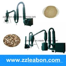 800-900kg / H Sägemehl-Holz-Chips Reis-Husk Pipe Dryer