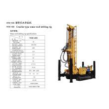 400m hydraulic Water Well Drilling Machine