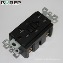 Professional electrical equipment supplier socket GFCI outlet