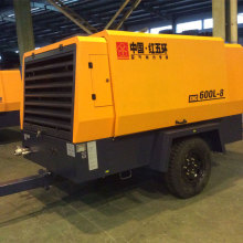 HG600-8C low pressure diesel screw air compressor