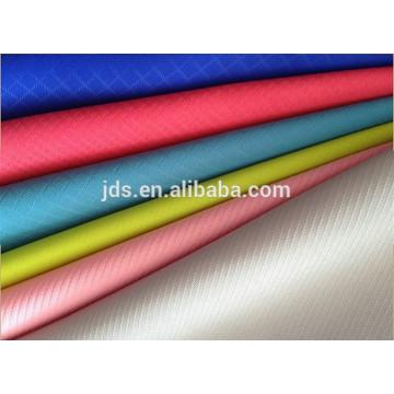 Tela teñida 100% algodón del color diferente para los sistemas del lecho