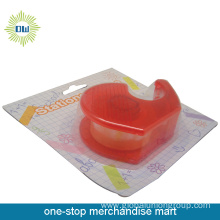 1PC stationery tapes with 1pc tape dispenser set