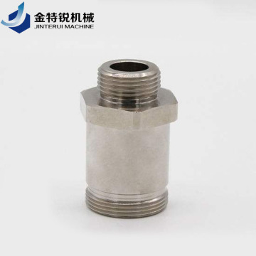 Peças de giro do Cnc do parafuso do compressor de ar da elevada precisão