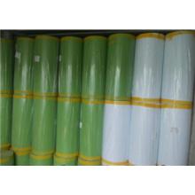 Película rígida de PVC verde para el árbol de navidad decorativo