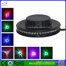 Sun effect wall flower LED wall lamp for christmas decoration