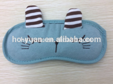 High quality custom sleep mask funny eyes for kids