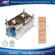 produits ménagers en plastique injection CD boîte moule en plastique prix usine