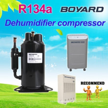 Boyang r410a 1870W rotary compressor for air dehumidifier machine air conditioner Kompressor 7K btu
