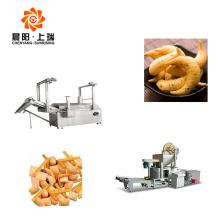 Continuous fryer machine fryer electric batch fryer machine