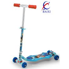 70mm PU Räder Roller Kinder (BX-4M002)