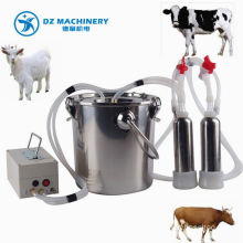 Multifunctional Manual Milking Machine For Cow Goat Milking Machine