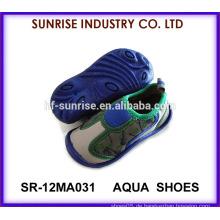 SR-12MA031 Säugling kühlen Kind Anti-Rutsch-Wasser schuhe Wasser gehen Schuh aqua Wasser Schuhe
