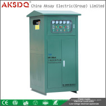 New SBW 200KVA Three Phase 380V Automati Compensated Power Electronic Servo Type Voltage Stabilizer