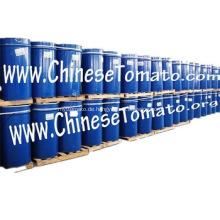 Konzentriertes Tomatenmark in Trommel