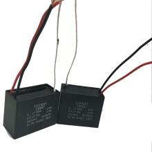 3 + 6.5UF 2 en un condensador de motor de ventilador de alta eficiencia 250VAC Cbb61