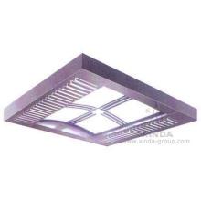 Потолочное освещение кабины лифта с мягким освещением