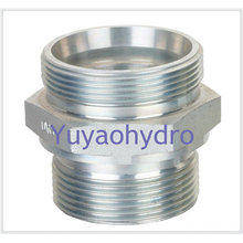 Hydraulic Bite Type Fittings Male Connectors Fittings