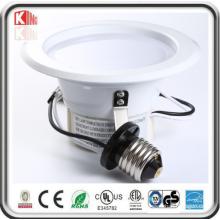 ETL Energy Star aparece regulable 4 pulgadas LED Downlight Kit de modificación