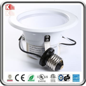 ETL Energy Star aparece regulable 4 pulgadas Kit de modificación LED Downlight