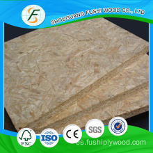 OSB de 12 mm para muebles de interior