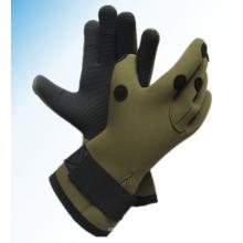 Мода неопрен спортивные перчатки (67845)