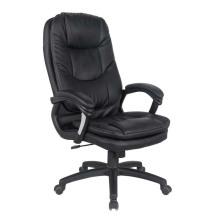 High Back Soft Pad Pu Leather Swivel Chair