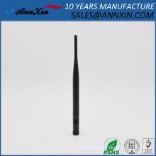 Antena de dipolo inalámbrica del dipolo del pato de WiFi de la banda dual inalámbrica bidireccional de 2.4 y 5 GHz de 5 dBi