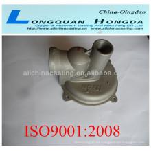 China palas de ventilador de aluminio, aluminio die casting ventilador