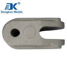 Piezas moldeadas de aluminio de la gravedad para la parte de maquinaria