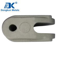 Pièces spécialisées en alliage d'aluminium pour pièces de machines