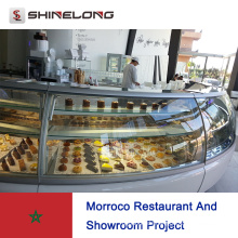 Morroco Restaurant und Showroom-Projekt